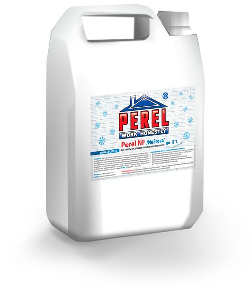Антиморозная добавка Perel No Frost 5555 10л.