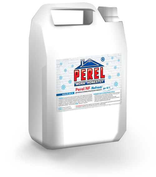 Антиморозная добавка Perel No Frost 5555 1л.