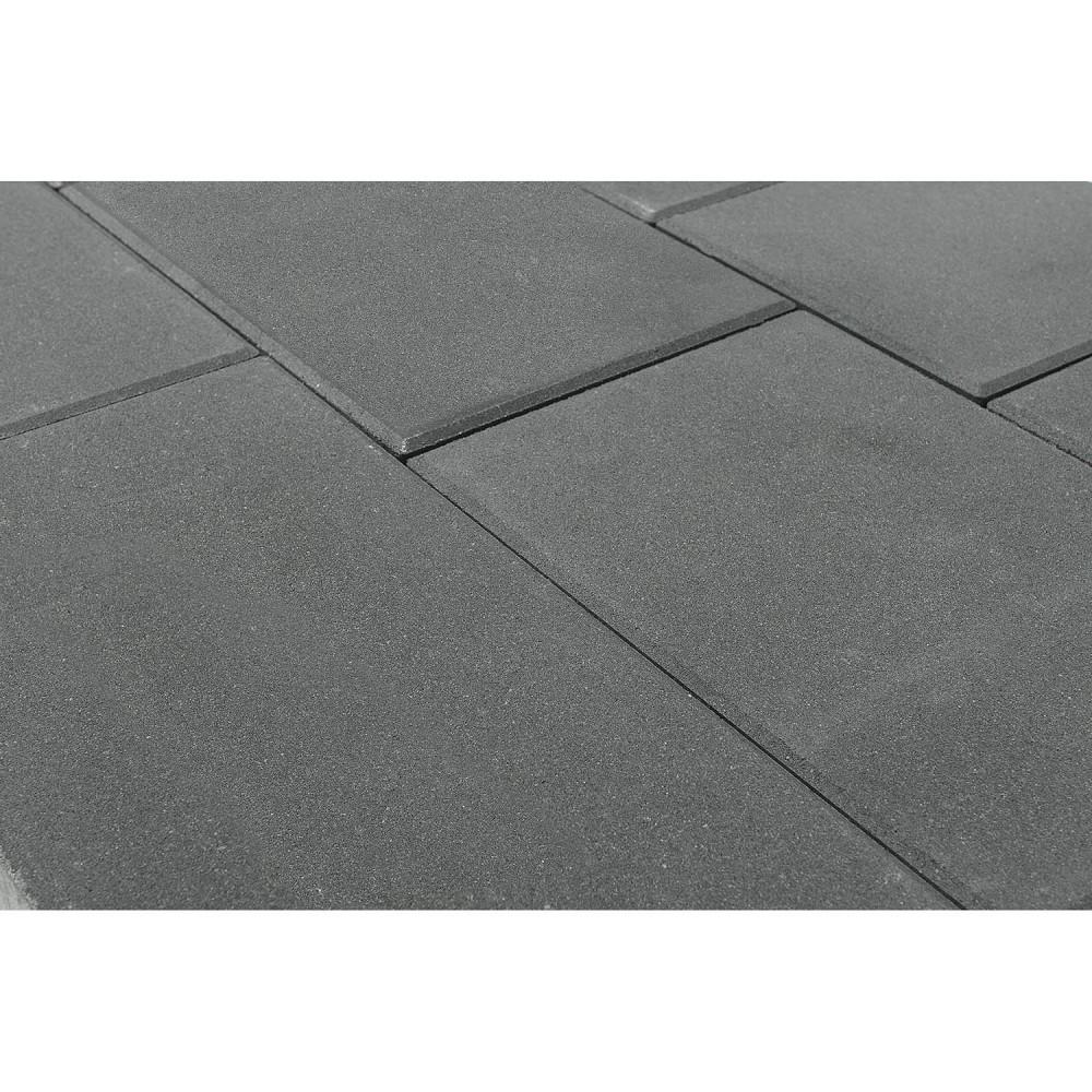 Тротуарная плитка Триада, Серый