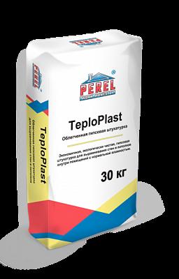 Перлитовая цементно-известковая штукатурка Perel TeploPlast 0528