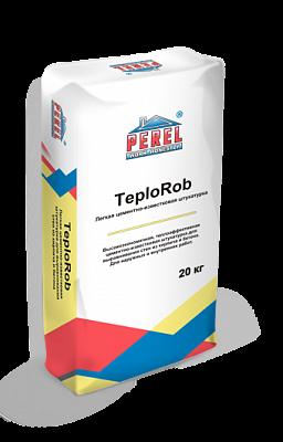 Перлитовая цементно-известковая штукатурка Perel TeploRob 0518