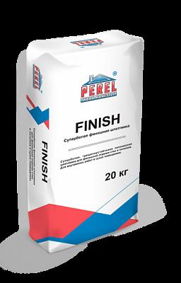 Полимерная шпатлевка Perel Finish 0655
