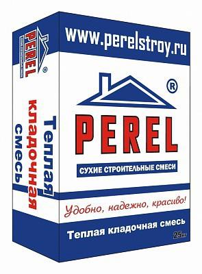 Теплоизоляционная кладочная смесь Perel TKS 8020 Летняя