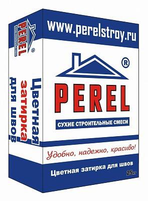 Цветная затирочная смесь Perel RL серая