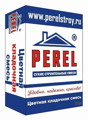 Цветная кладочная смесь Perel VL белая