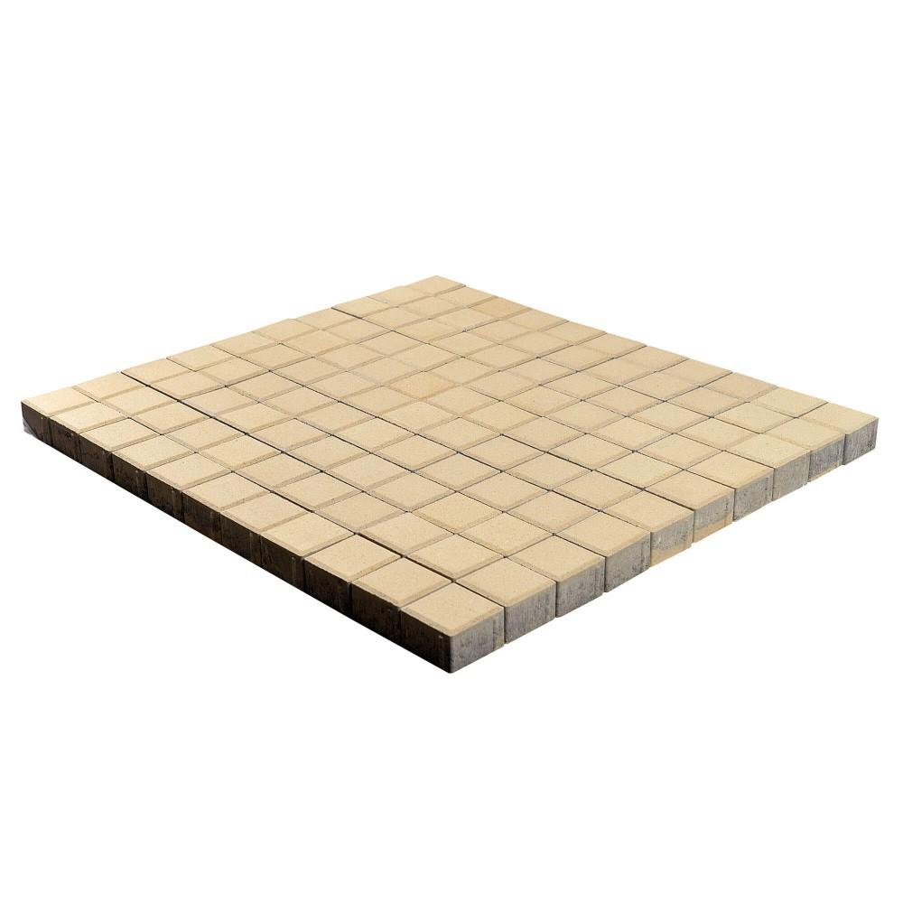 Тротуарная плитка Лувр, Песочный