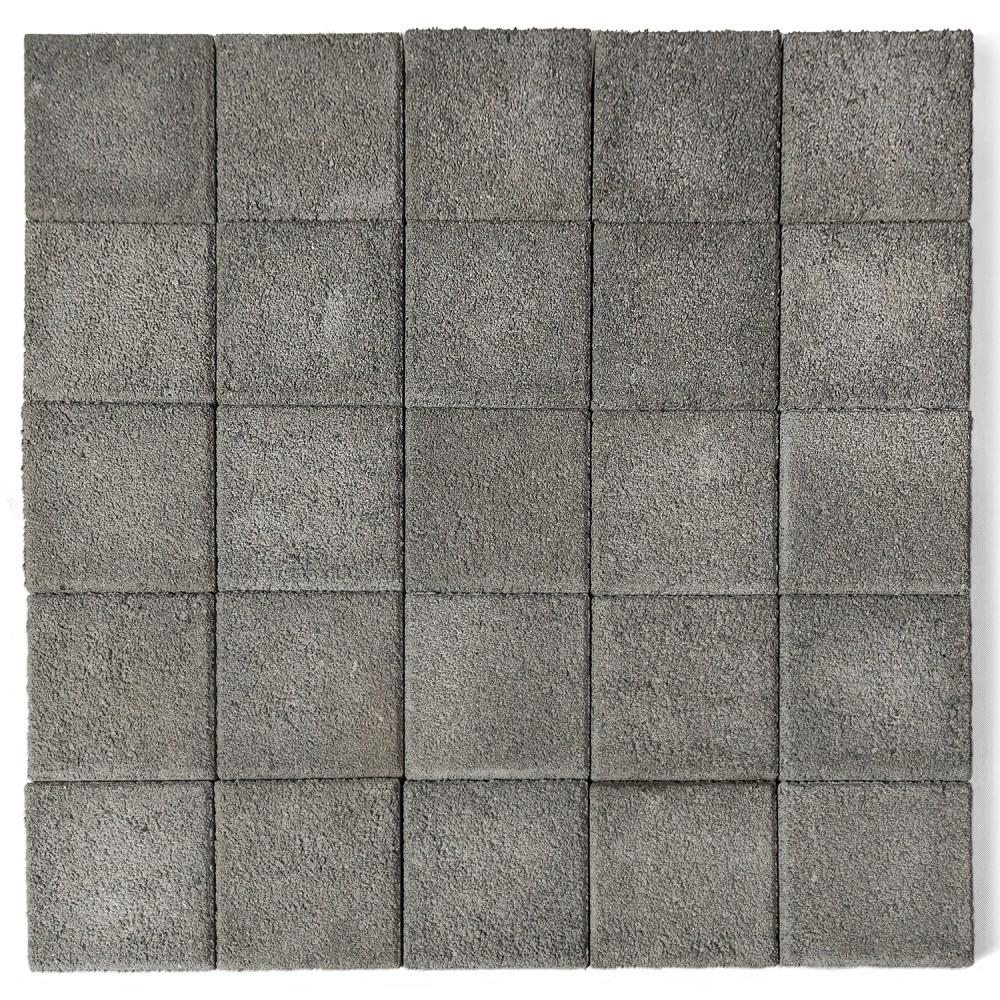 Тротуарная плитка Лувр, Гранит серый