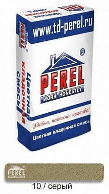 Цветная кладочная смесь Perel SL Серая