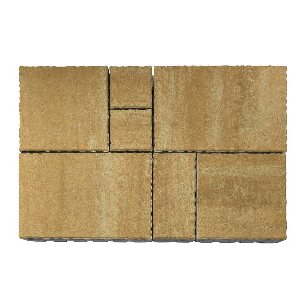Тротуарная плитка «Патио» Саванна