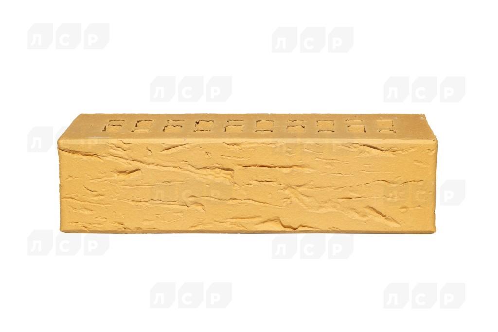 """Клинкер фасадный пшеничный """"Валенсия"""" 0,71NF береста"""