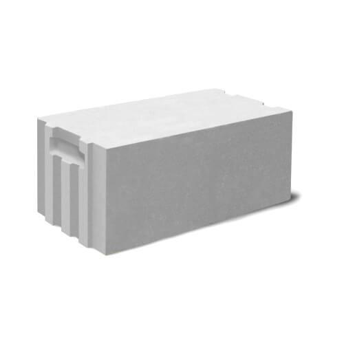 Блок стеновой газобетонный с системой «паз-гребень» плотность - D600 625х250х400мм