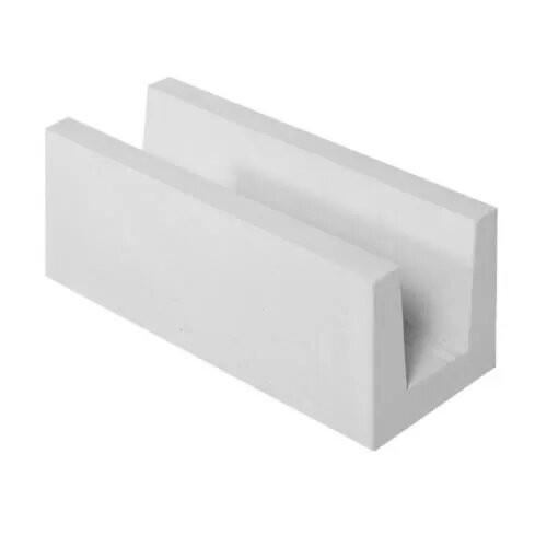 Блок U-образный газобетонный плотность - D400 500х250х200мм