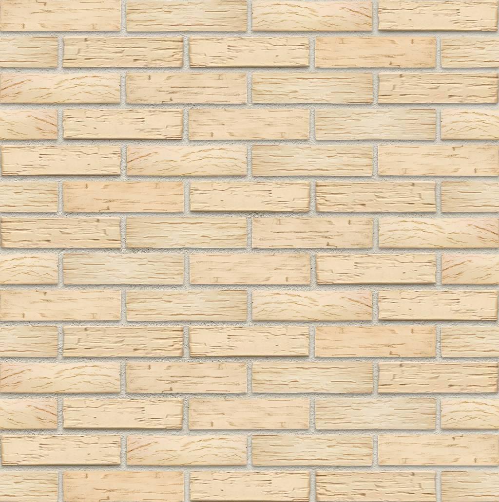 Кирпич керамический пустотелый - Солома дикий камень 1 НФ