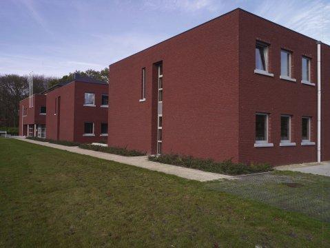 Кирпич облицовочный Agora Zilvergrijs
