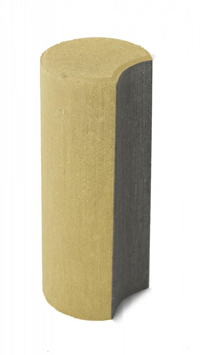 Бетонные столбики «Палисад» Песочный