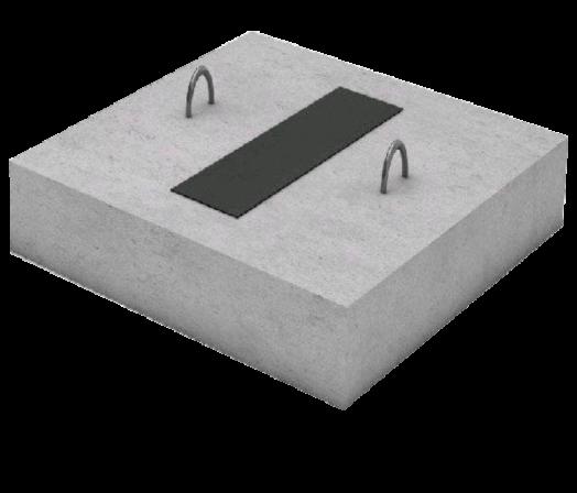 Опорные подушки ОП6-4т